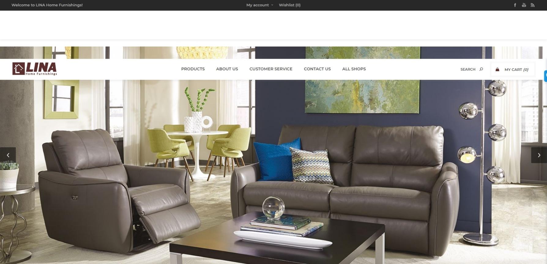Lina Home Furnishings - Avondale, AZ.