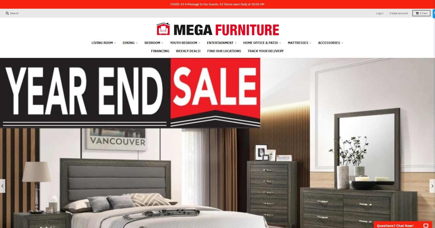 Mega Furniture Avondale